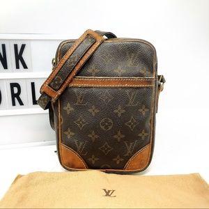 Louis Vuitton Danube small Monogram Crossbody Bag